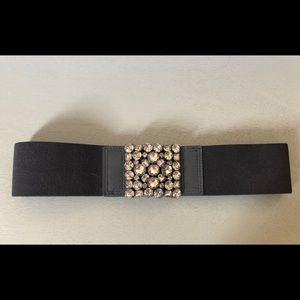 BCBG Max Azria Studded Belt